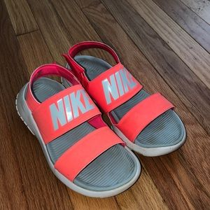 Nike strap sandals